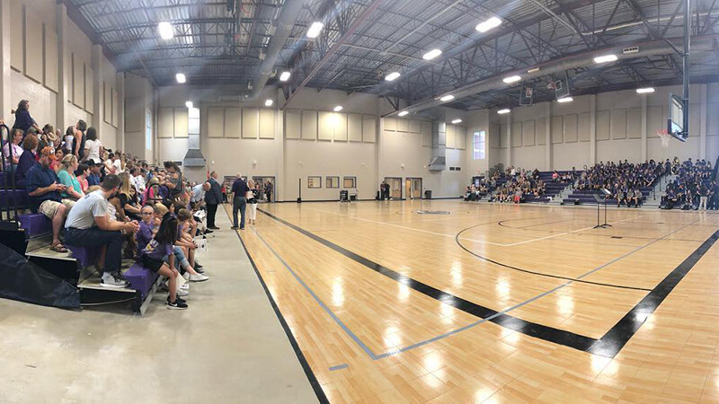 South Texas Sport Court Navarro ISD