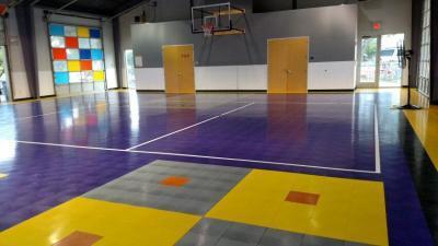 Gymnasium Upgrades for Children's Shelter