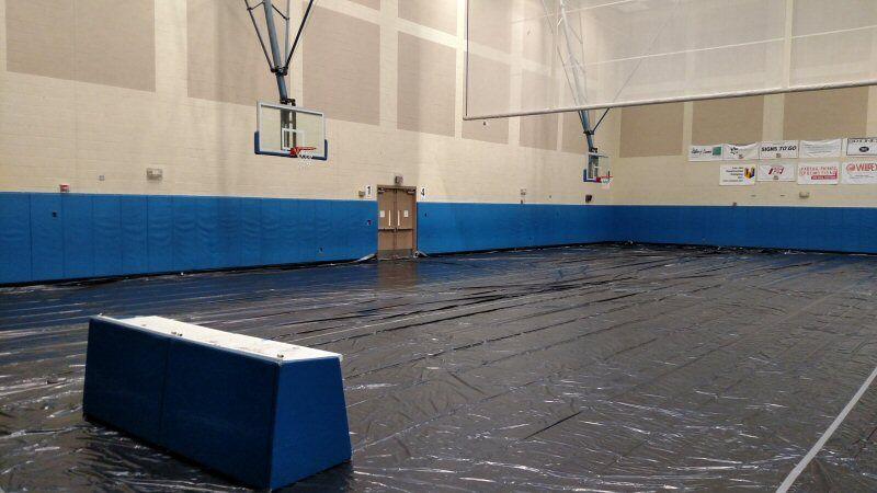 Hardwood Flooring Replacement