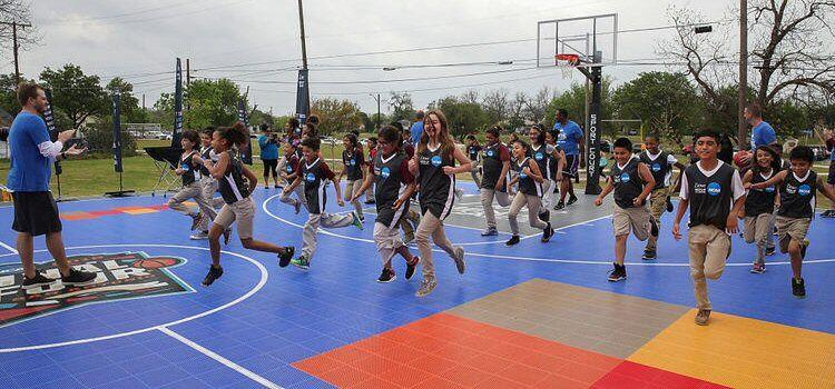 Sport Court Legacy Park