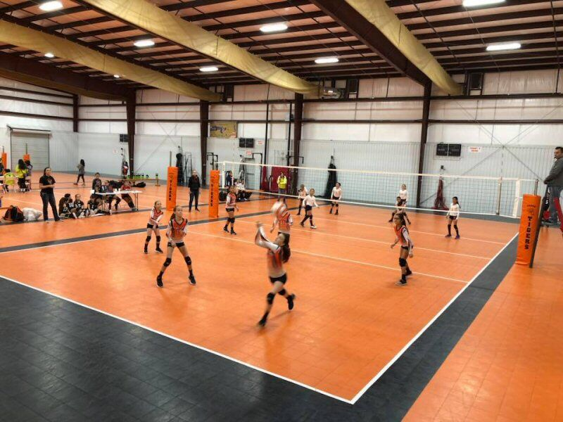 Tiger Sports Complex Volleyball