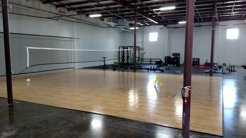 Sport Court Maple Select Gym Floor