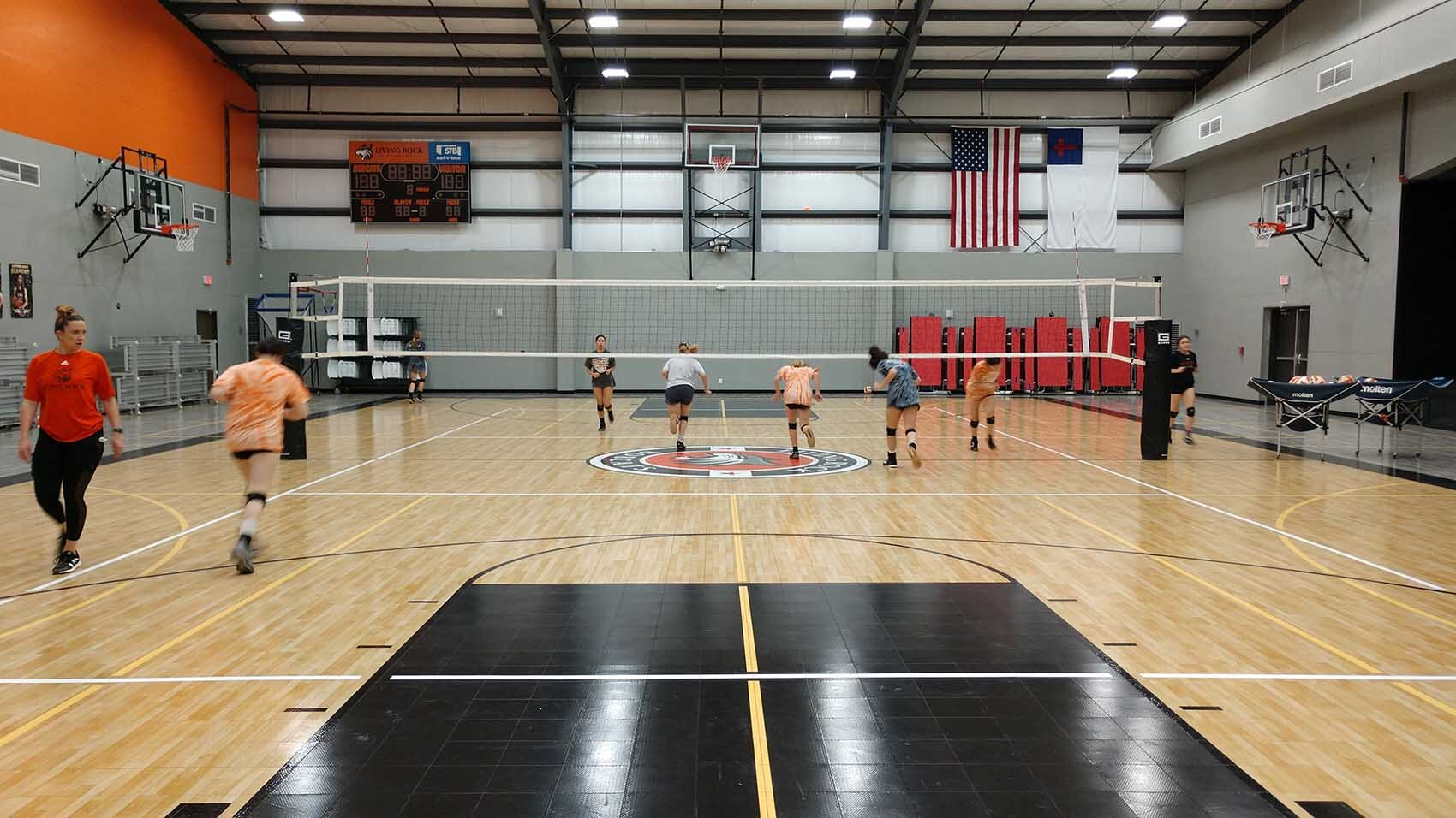 Living Rock Academy Volleyball