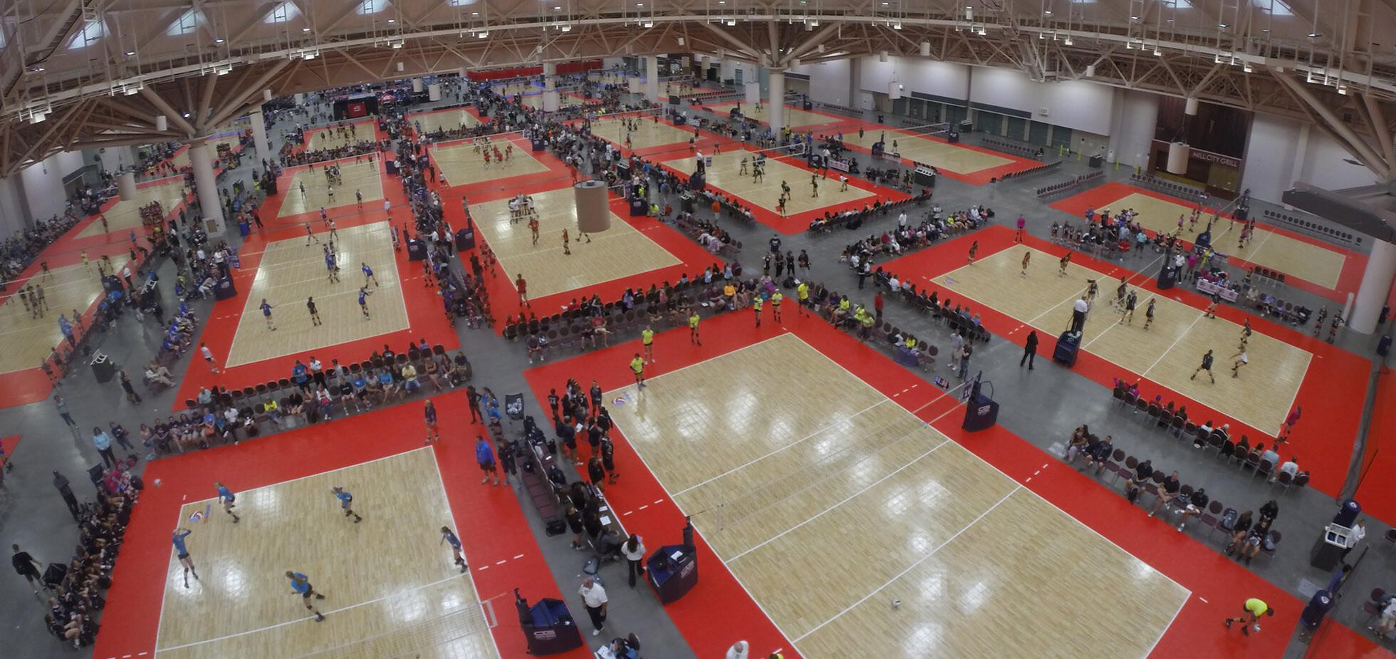 Benefits of Sport Court Gym Flooring