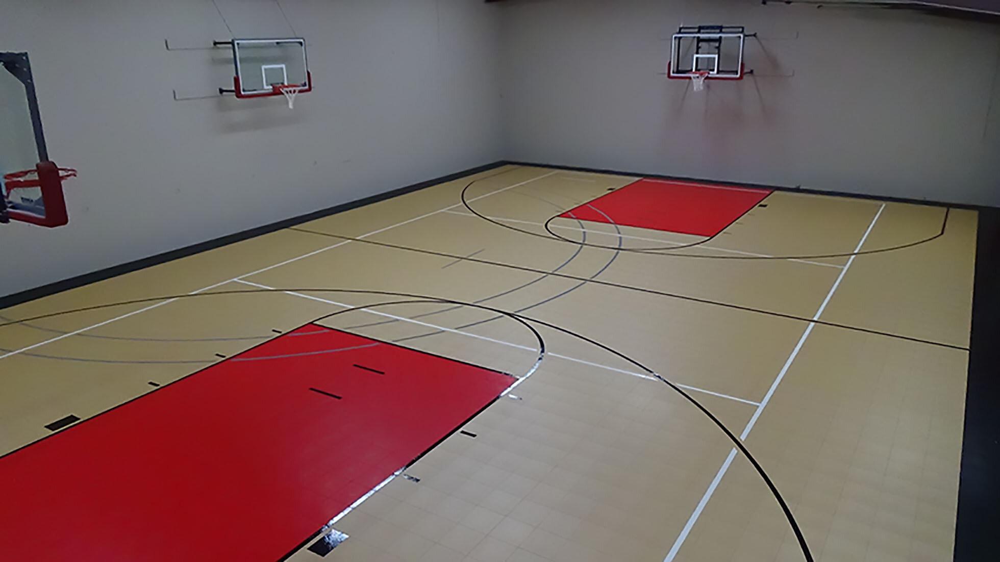 Court of Legends Basketball