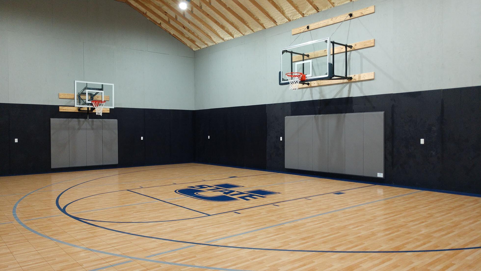 Sport Court Home Gym