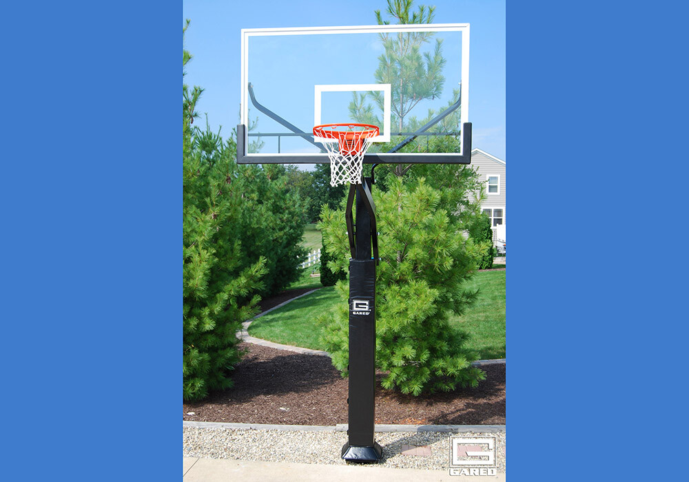 Collegiate Jam Basketball Goal
