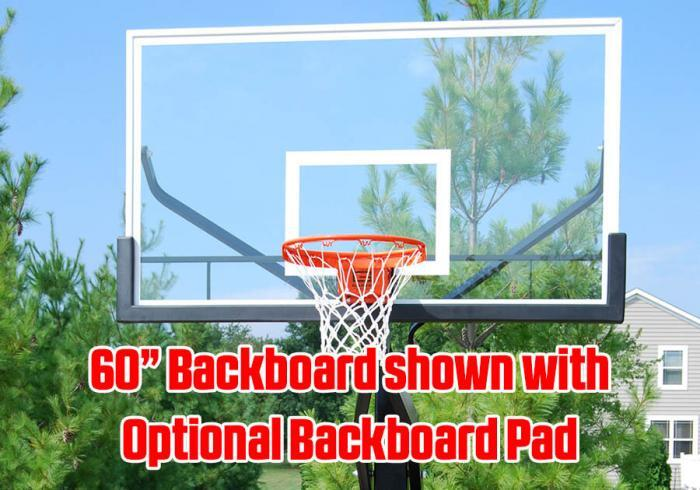 Gared Sports LSCE Recreational Backboard Pad