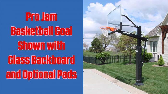 Pro Jam Basketball Goal