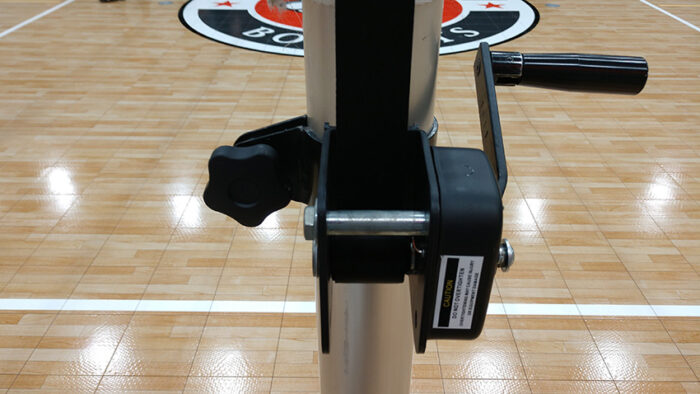 Rallyline 6100 Aluminum Volleyball System Winch