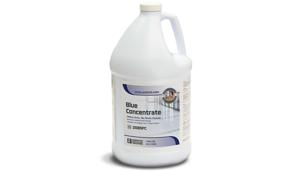 Blue Concentrate Floor Cleaner