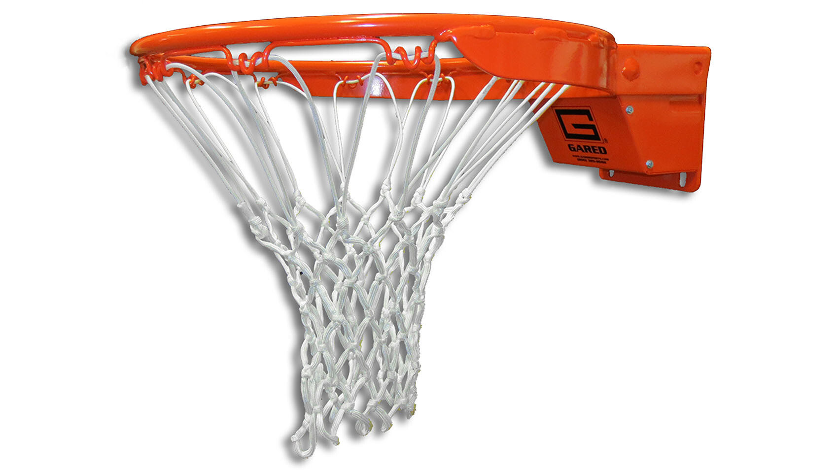 Premium Collegiate Break Away Basketball Rim 2000+