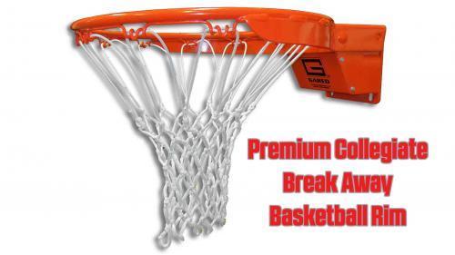 Premium Collegiate Basketball Rim Gared Sports 2000+