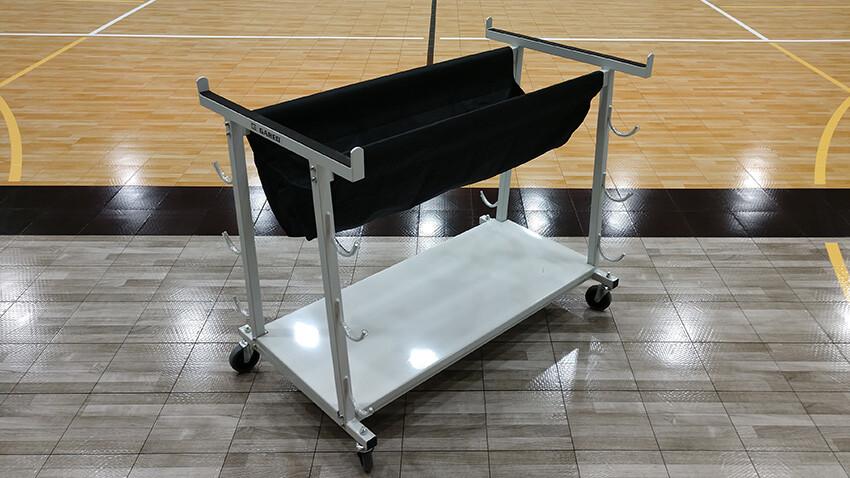 Volleyball Storage Cart