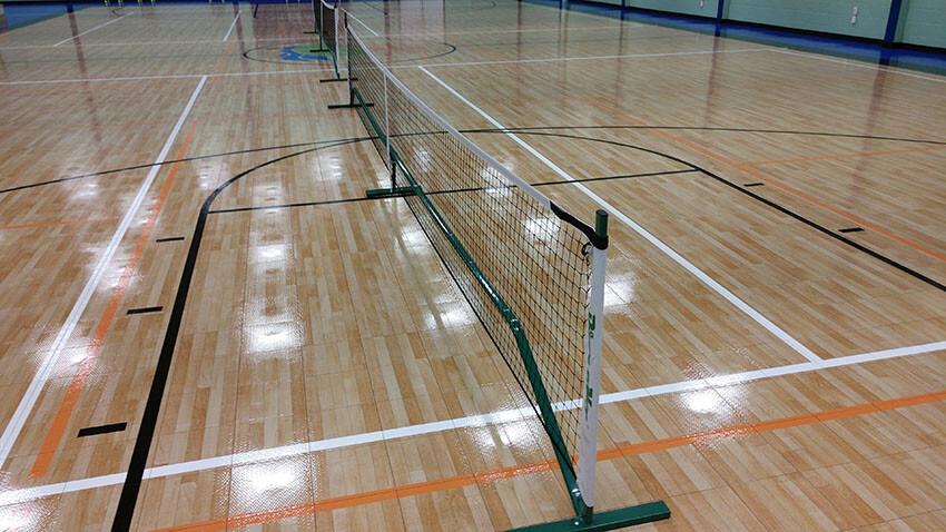 Ben Garza Gymnasium Pickleball