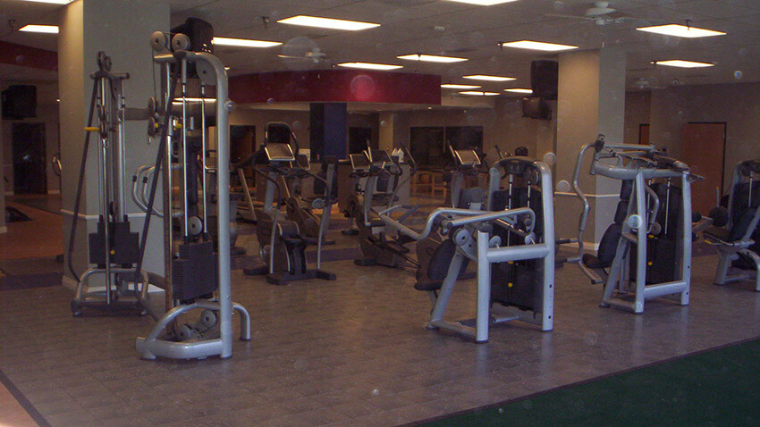 Physical Therapy Flooring Sports Rehabilitation