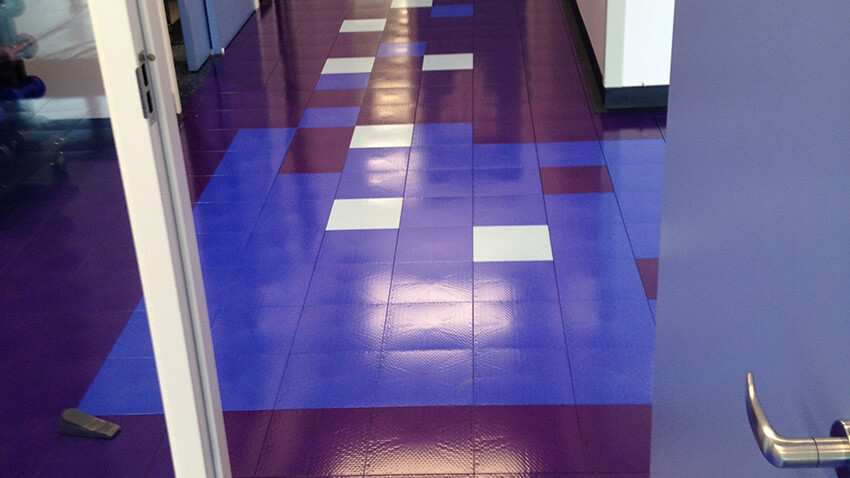 Physical Therapy Flooring