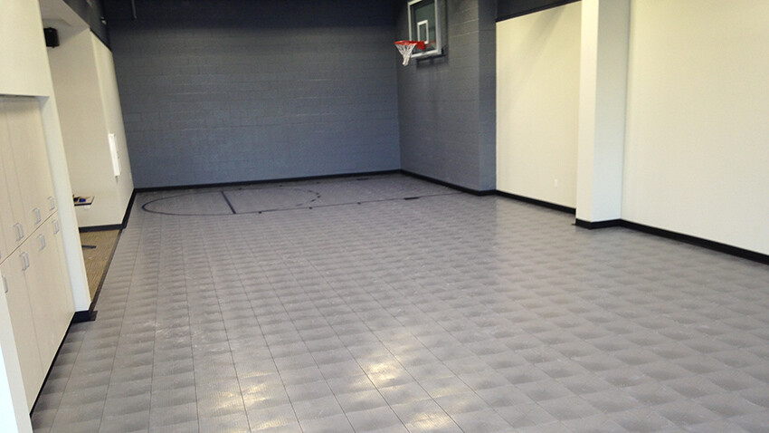Physical Therapy Flooring Texas Health Frisco
