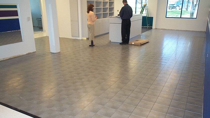 Physical Therapy Flooring Cook Children's Healthcare