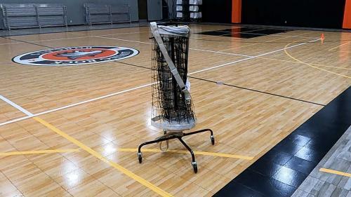 Gared Sports Store It Net Storage Cart